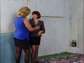 (bd) Versaute Lust Omas