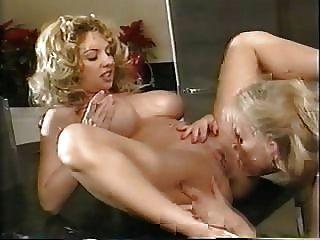 Two Blond Lesbians