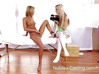 Nubiles Casing - Tiny Teen Pussy Stretched By Big Dick