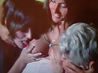 Vintage Busty Orgy Pt. 2