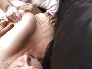 Chubby Busty Granny Fingers And Fucks