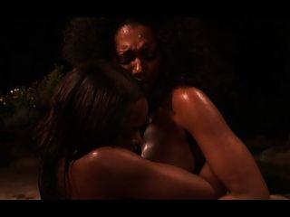 Nyomi Banxxx And Anna Lesbian Scene