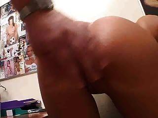 Blonde German Girl Sucks Cock