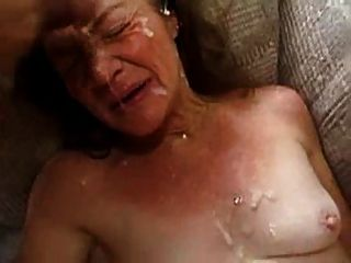 Granny Takes A Lot Of Facials