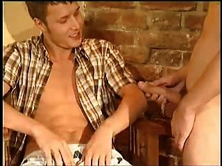 Golden Boys: Two Guys Fucking And Sucking And Cumming
