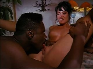 Jeanna Fine And Kc Williams In Small Orgy
