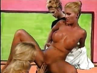 April Adams And  Kelly Jaye Lesbian Teacher