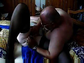 Old Grannny Still Loves Sex ! Amateur