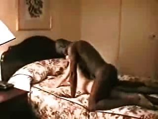 Asian Wife Gets Slammed By Black Man Pt2