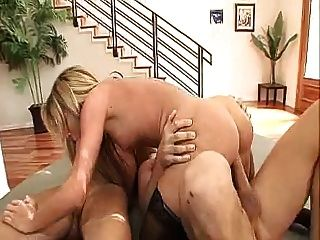 Amy Brooke Gangbanged And Double Analed