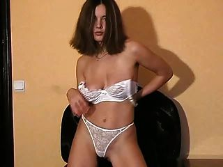 Tamara Stripping And Masturbating 6