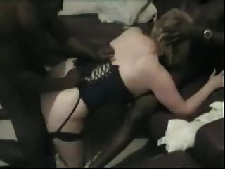 Interracial Wife Share With Dp