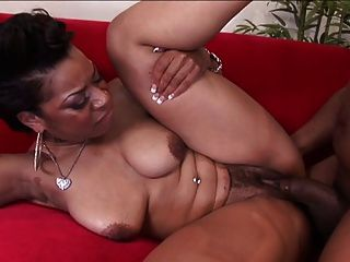 Black Girl Drinking Cum After Sucking Cock And Getting Her Pussy Boned