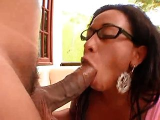 Brazilian Mature Anifer Anal