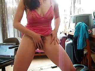 Hairy Pussy Exhibitionist 9