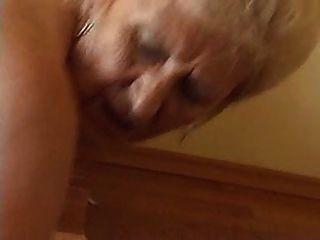 Granny Shagged Hard On The Floor