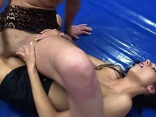 Trib-0434 - Girls Who Cum By Tribbing Each Other