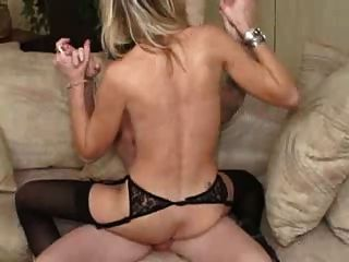 Mature Blonde Fuckin Old School 1