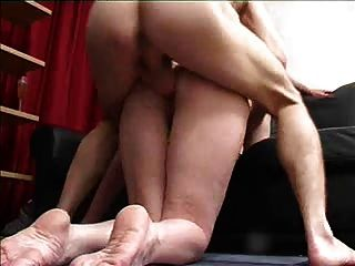 Mature Gets Fisted And Fucked