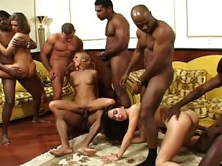 interracial orgy clips Gay condom free sex: JD Kollin men movies - free gay porn.