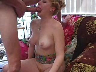 Chubby Girl Has To Suck Dick And Deepthroat