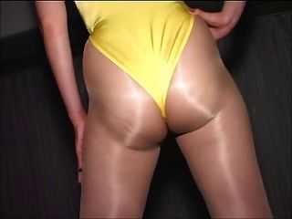 Japanese Pantyhose Fuck Part 2