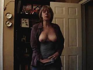 Mrs. Commish Standing Masturbation