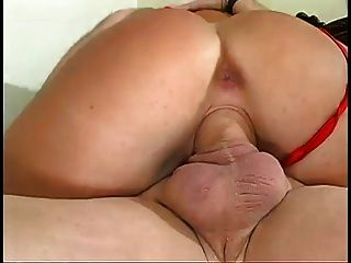 Milf Fucks Two Guy With Double Penetration