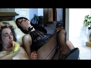 Femdom Mistress Controls Her Slave