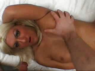 Hot Busty Blonde Brit Cougar