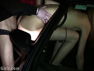 Teen With Big Tits Public Gangbang Part 3