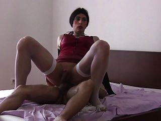 Luciennes Cock Sucking And Anal Sex