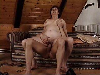 Hot Granny Fuckin Hard