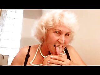 Granny norma calls dr chocolate