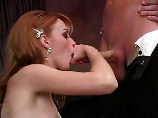 Redhead Marie Mccray
