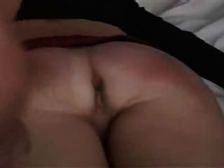 British Milf  Tied, Spanked And Buggered Amateur