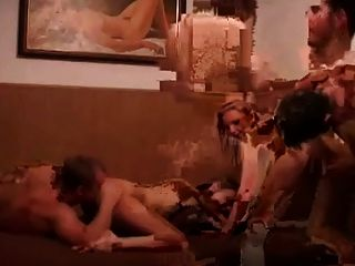 Girlfriends Private Party With Couple