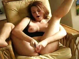 A Nice Quick Milf Dildo Squirter !!