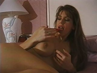 British Milf Nici Stirling Fucks Herself With A Dildo