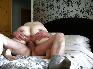 Bbw Alison Shagging My Big Cock