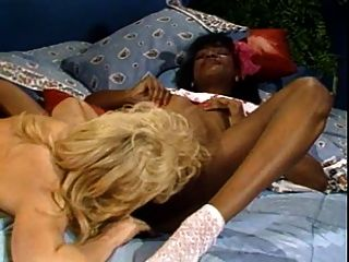 Nina Hartley And Angel Kelly Lesbian Scene