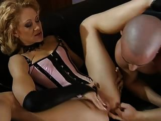 Nasty Madonna Milf Lookalike Needs It In Every Hole