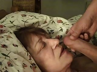 Bj, Wanking And Ending With A Full Facial