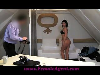 Femaleagent Birth Of A Milf Agent