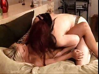 Milf Fucks Horny Girl....usb