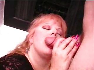 Sexy Mom N109 Bbw Redhead Mature With A Young Man