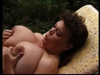 German Bbw Fisted Outdoor