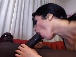Interracial Double And Triple Penetration