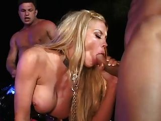 Bbq Double Anal Day For Bridgette Kerkove