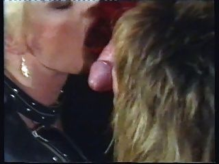 Sandra Nova And Claudia Erkner Milking Cocks